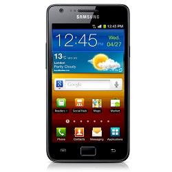 Usuñ simlocka kodem z telefonu Samsung Galaxy S II