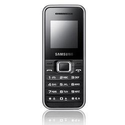 Usuñ simlocka kodem z telefonu Samsung E1180