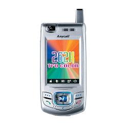 Usuñ simlocka kodem z telefonu Samsung D428