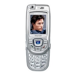 Usuñ simlocka kodem z telefonu Samsung E818