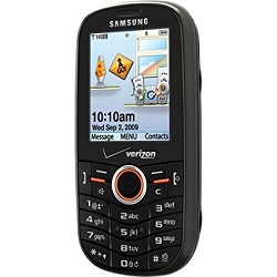 Usuñ simlocka kodem z telefonu Samsung U450 Intensity