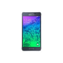 Usuñ simlocka kodem z telefonu Samsung Galaxy Alpha