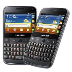 Usuñ simlocka kodem z telefonu Samsung Galaxy M Pro B7800