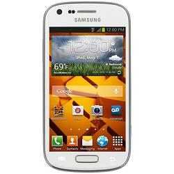 Usuñ simlocka kodem z telefonu Samsung Galaxy Prevail 2