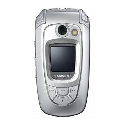 Usuñ simlocka kodem z telefonu Samsung X808