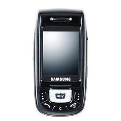 Usuñ simlocka kodem z telefonu Samsung D500