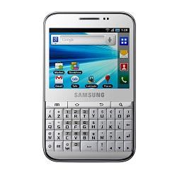 Usuñ simlocka kodem z telefonu Samsung Galaxy Pro