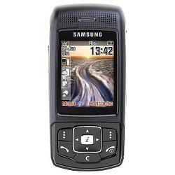 Usuñ simlocka kodem z telefonu Samsung P200
