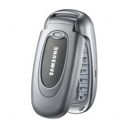 Usuñ simlocka kodem z telefonu Samsung X488