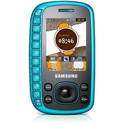 Usuñ simlocka kodem z telefonu Samsung B3310