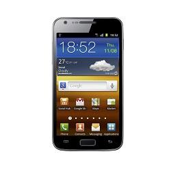 Usuñ simlocka kodem z telefonu Samsung Galaxy S II HD LTE