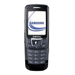 Usuñ simlocka kodem z telefonu Samsung D870