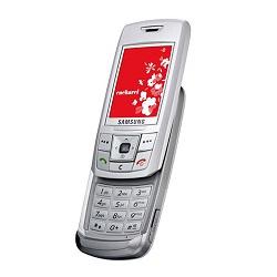 Usuñ simlocka kodem z telefonu Samsung E250D