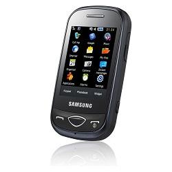 Usuñ simlocka kodem z telefonu Samsung B3410