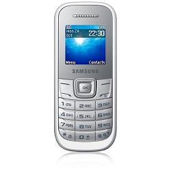 Usuñ simlocka kodem z telefonu Samsung E1205