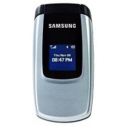 Usuñ simlocka kodem z telefonu Samsung SGH T201G