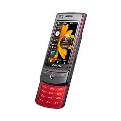 Usuñ simlocka kodem z telefonu Samsung Z900