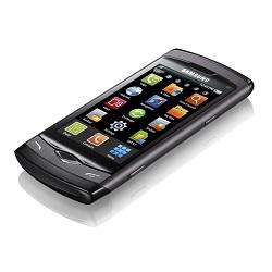 Usuñ simlocka kodem z telefonu Samsung Wave