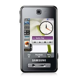 Usuñ simlocka kodem z telefonu Samsung Tocco