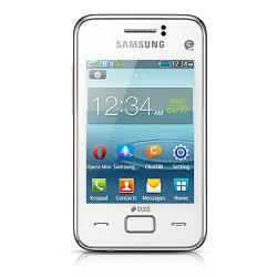 Usuñ simlocka kodem z telefonu Samsung Rex 80 S5222R