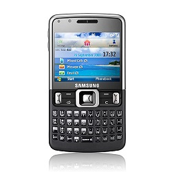 Usuñ simlocka kodem z telefonu Samsung C6625