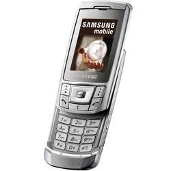Usuñ simlocka kodem z telefonu Samsung D900