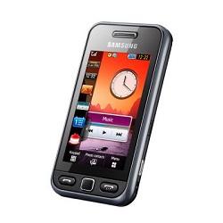 Usuñ simlocka kodem z telefonu Samsung Tocco Lite