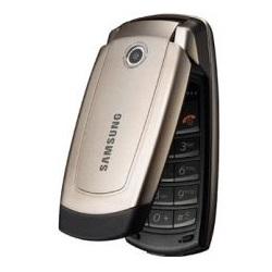 Usuñ simlocka kodem z telefonu Samsung X510V