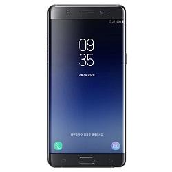 Usuñ simlocka kodem z telefonu Samsung Galaxy Note FE