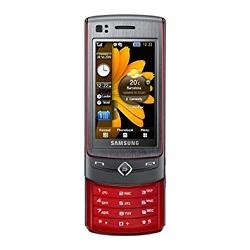Usuñ simlocka kodem z telefonu Samsung Tocco Ultra