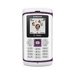 Usuñ simlocka kodem z telefonu Samsung SGH-T559