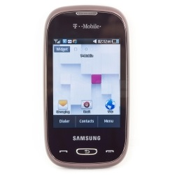 Usuñ simlocka kodem z telefonu Samsung Gravity Q T289