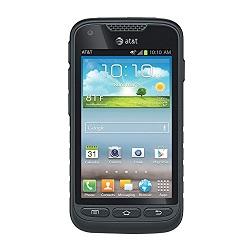 Usuñ simlocka kodem z telefonu Samsung Galaxy Rugby Pro I547