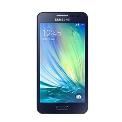 Usuñ simlocka kodem z telefonu Samsung Galaxy A3