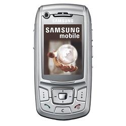 Usuñ simlocka kodem z telefonu Samsung Z400