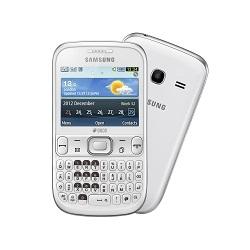 Usuñ simlocka kodem z telefonu Samsung Ch@t 333