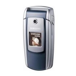 Usuñ simlocka kodem z telefonu Samsung X550