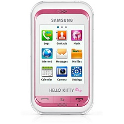 Usuñ simlocka kodem z telefonu Samsung C3300