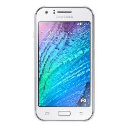 Usuñ simlocka kodem z telefonu Samsung Galaxy J1