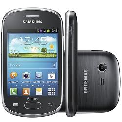 Usuñ simlocka kodem z telefonu Samsung Galaxy Star Trios S5283