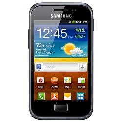 Usuñ simlocka kodem z telefonu Samsung GT-S7500L
