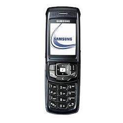 Usuñ simlocka kodem z telefonu Samsung D510