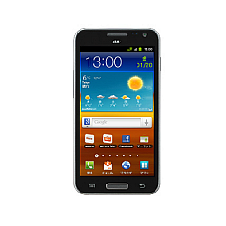 Usuñ simlocka kodem z telefonu Samsung Galaxy S II WiMAX ISW11SC