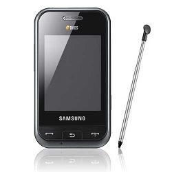 Usuñ simlocka kodem z telefonu Samsung E2652W