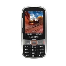 Usuñ simlocka kodem z telefonu Samsung Array M390