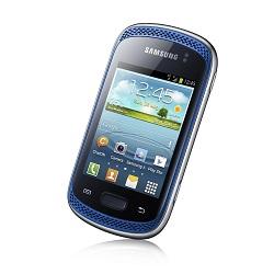 Usuñ simlocka kodem z telefonu Samsung Galaxy Music Duos S6012