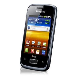 Usuñ simlocka kodem z telefonu Samsung Galaxy Y Duos