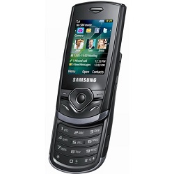 Usuñ simlocka kodem z telefonu Samsung Shark 3