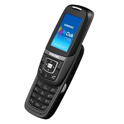 Usuñ simlocka kodem z telefonu Samsung D600
