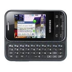 Usuñ simlocka kodem z telefonu Samsung Ch@t 350